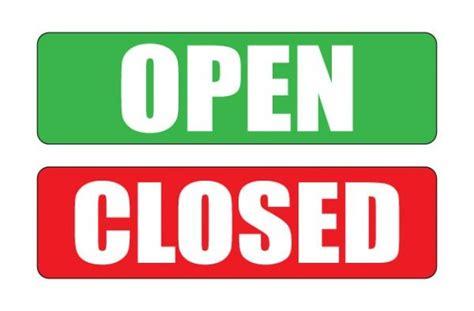 exiucu biz open closed sign template