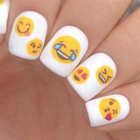 emoji nails 27 best images about emojis on pinterest emoji shirt