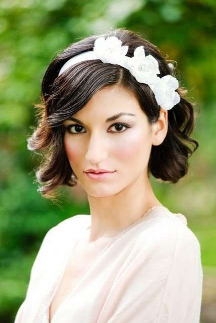 bridal hairstyles for short hair short wedding hairstyles for those who want to remain