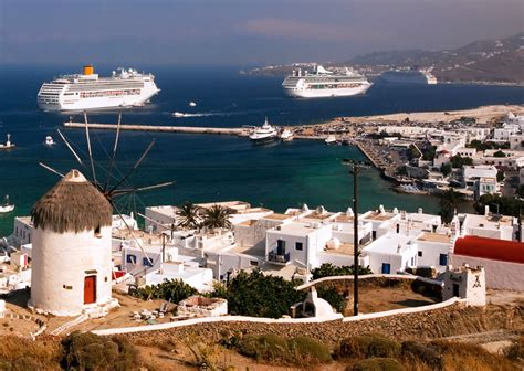 Port St Car Rental by Rent A Car At Mykonos Port Rentacarmykonos Santorini