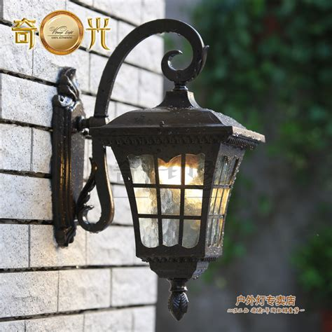 Quality Outdoor Lighting Aliexpress Buy High Quality Outdoor Vintage Wall L Fashion Outdoor L Waterproof