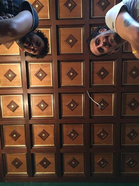 soffitti a cassettoni decorati mattonelle in legno soffitti a cassettoni decorati legnoeoltre