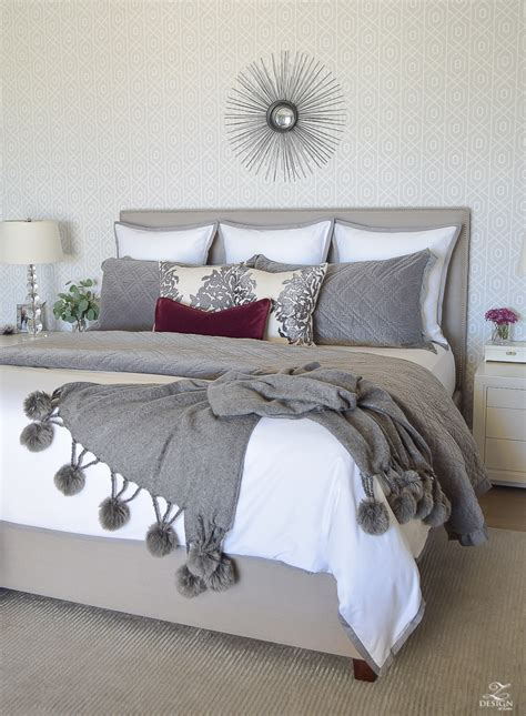 fall bedroom decorating ideas fall winter master bedroom updates master bedroom fall