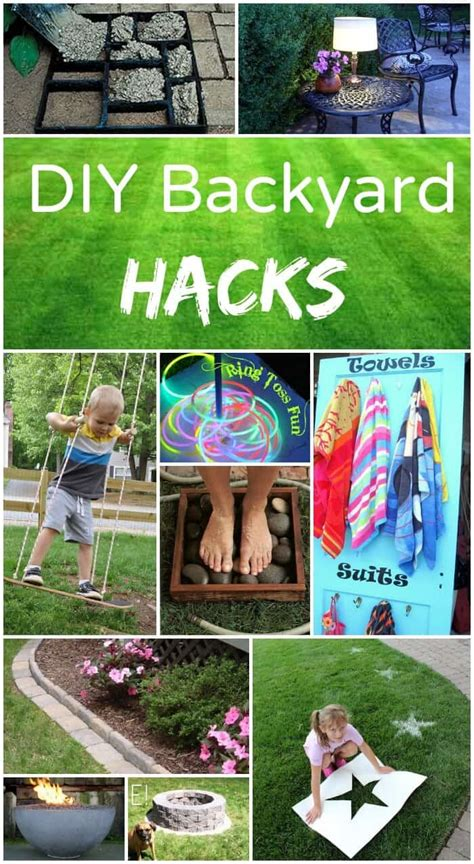 backyard fun backyard hacks that will transform your yard page 2 of 2