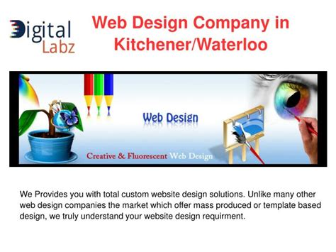 web design kitchener ppt affordable web design development services in