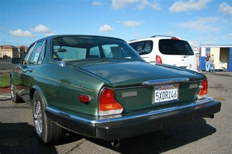 1985 jaguar xj6 vanden plas sold for sale by owner