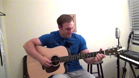chris gettin you home cover by derek allan
