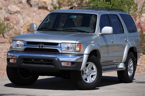 2001 Toyota 4runner Sr5 Find Used Perfectly Serviced 2001 Toyota 4runner Sr5