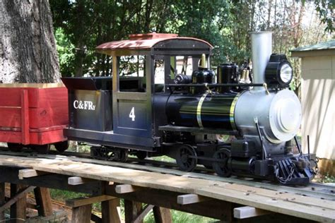 ride on backyard trains porter and dockside 0 4 0 steam loco