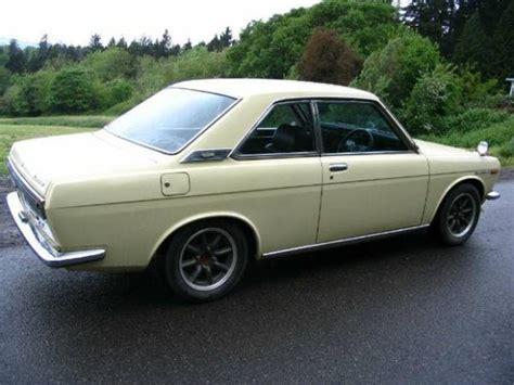 nissan bluebird 1970 datsun 1600 sss coupe images