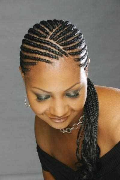 braided to the scalp hairstyles for black people stylish scalp braids for black women ideas american