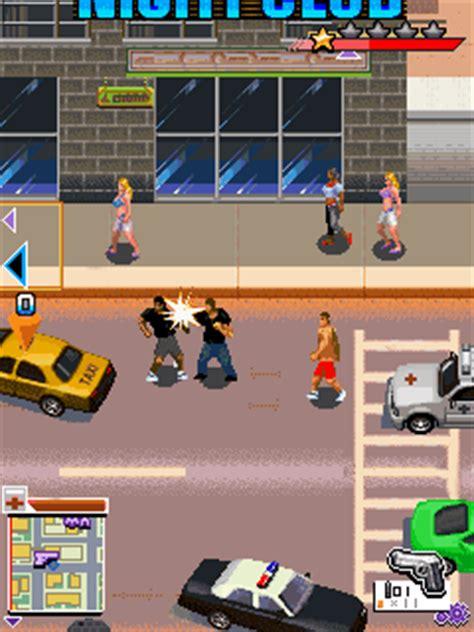 full free download java game gangstar 3 miami vindication java game for mobile