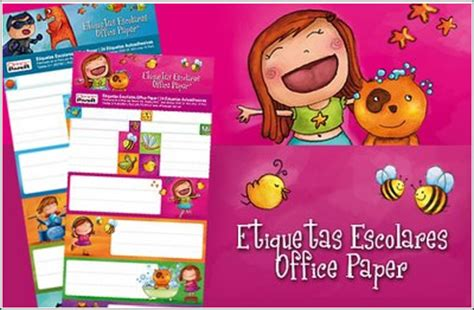 imagenes para etiquetas escolares juveniles goodale blog etiquetas para cuadernos
