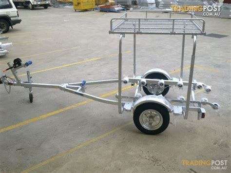 seatrail boat trailer carry rack for sale in revesby nsw
