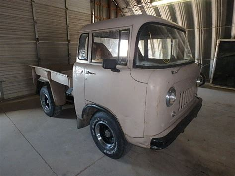 Fc Jeep For Sale 1957 Jeep Willys Fc 150 3 4 Ton Truck Classic Jeep Other