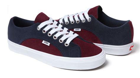 Harga Vans Era X Supreme supreme x vans lin sneaker release solifestyle