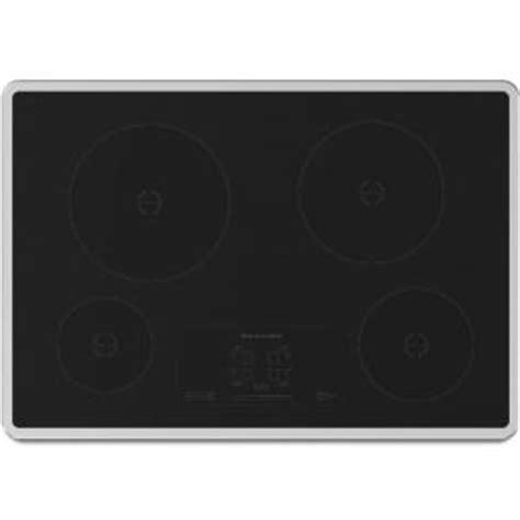 kitchenaid induction stove top kitchenaid architect series ii 30 in smooth surface
