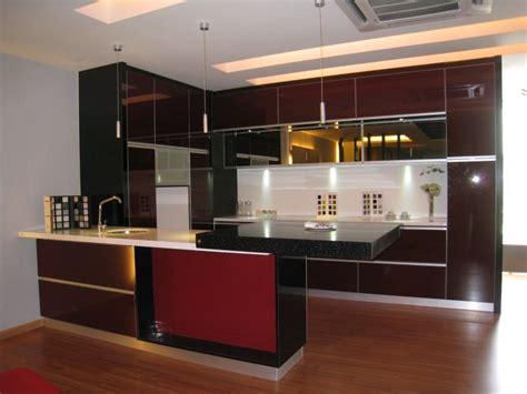Lemari Dapur Dinding model lemari kitchen set dapur rumah terbaru 2017 desain