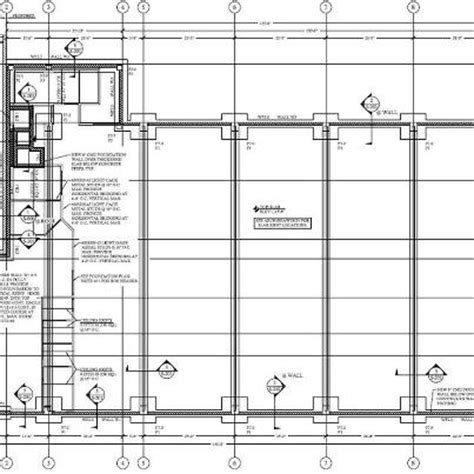 house footing design automobile dealership staunton va pre engineered metal building foundation design