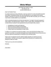 staff accountant cover letter sle my cover letter