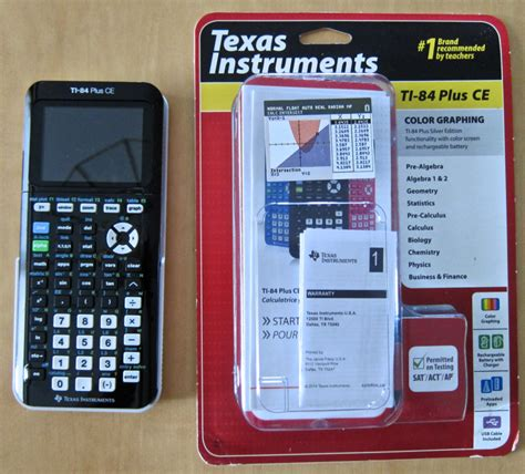 customer reviews texas instruments ti 84 plus c silver review the ti 84 plus ce graphing calculator ask dave