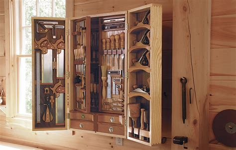 woodworking storage surprise   tool chest