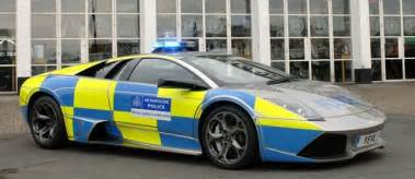 luxury enforcement when sports cars become cop cars
