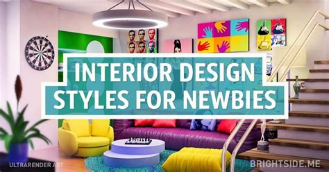 interior design styles for newbies a handy guide