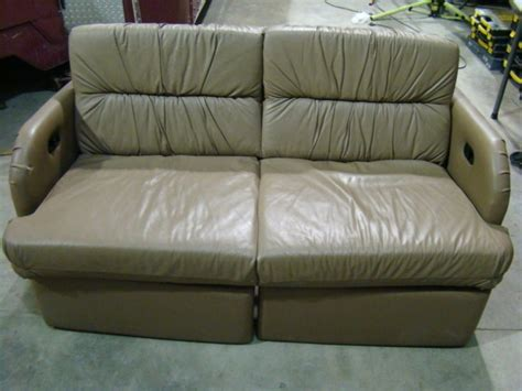 Used Leather Sofa For Sale Rv Parts Used Rv Furniture For Sale Leather Sofa Knife Flip Used Rv Parts Repair And