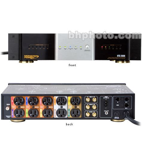 Home Theatre Power Up home theatre reference hts 2600 mkii powercenter