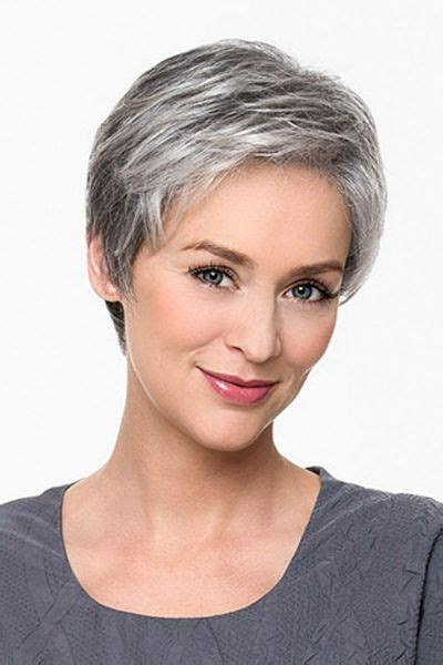 salt pepper hair styles best 20 short gray hair ideas on pinterest grey pixie
