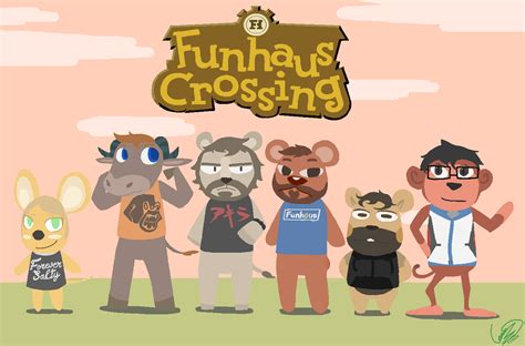 fun haus funhaus crossing funhaus