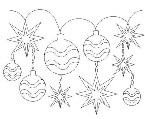 small christmas coloring pages ornaments miscellaneous christmas coloring pages