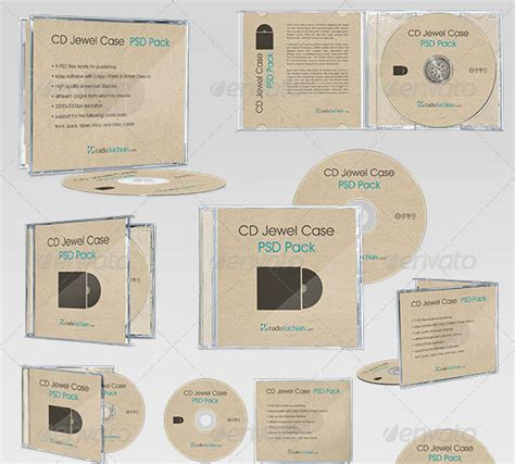 photoshop templates for cd jewel cases 25 best premium psd cd dvd cover mockup templates web