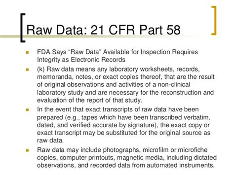 title 38 section 4 interpretation of part 11 by the gxp predicate rules