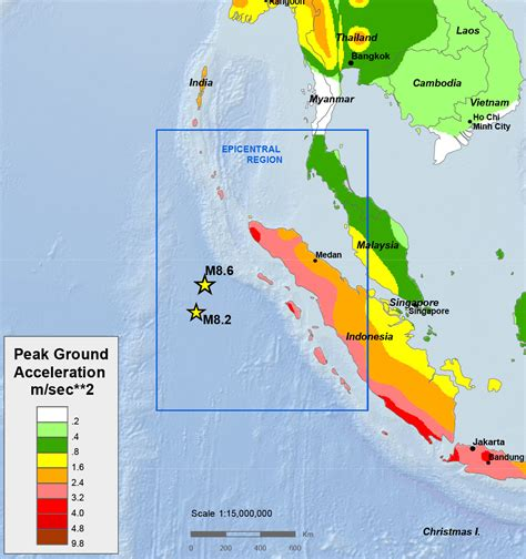 Earthquake Indian Ocean   massive indian ocean quakes may signal tectonic break up