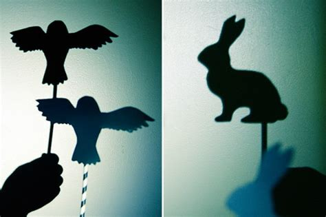 shadow puppets templates diy shadow puppets for kidsomania