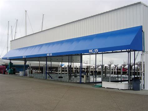 Isle Awning by Commercial Awning Gallery Isle Awning