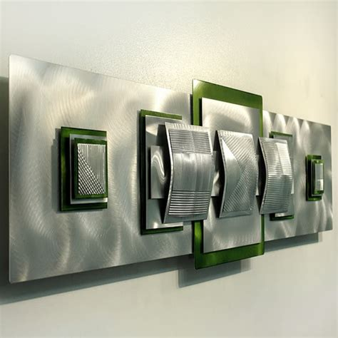 Deco Murale D Interieur by La D 233 Coration Murale En M 233 Tal Touches D 233 L 233 Gance Pour L