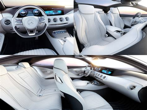 Most Popular Car Interior Color by Mercedes S Class Coupe