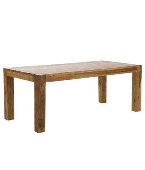royal homz sheesham wood simple dining table buy