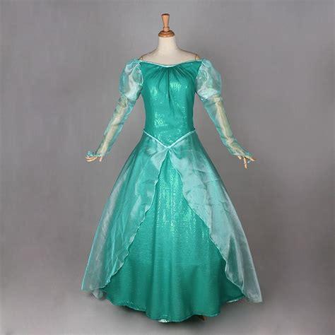 Costum Kostum Pesta Costume 14 Blue get cheap ariel lace aliexpress alibaba