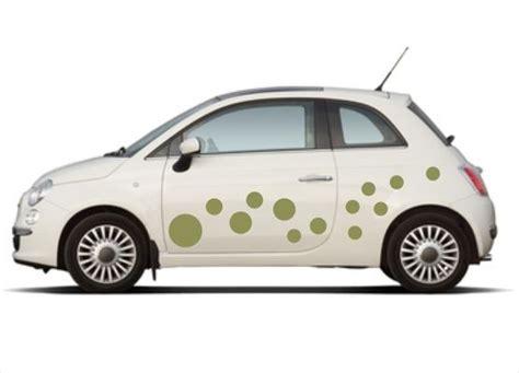 Auto Aufkleber Punkte by Autoaufkleber Motive Punkte 15er