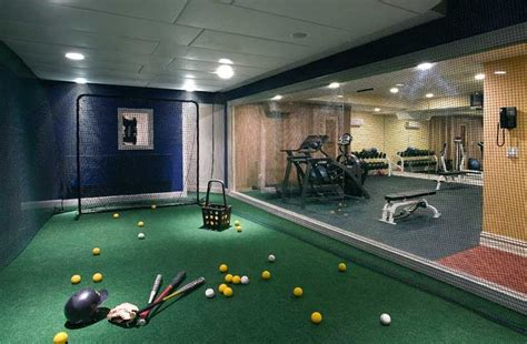 basement batting cage batting cage for the home something eric would like