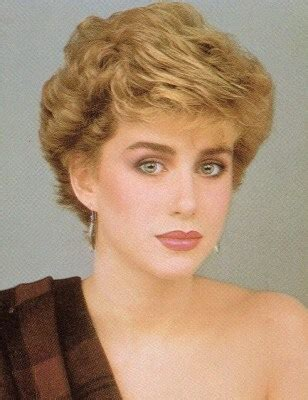 feathered hair 1980s 80s hairstyle 89 amara flickr