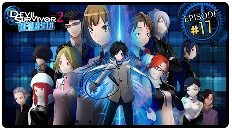 merak devil survivor 2 devil survivor 2 record breaker ep 17 merak arrives