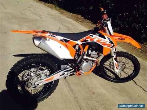 Ktm Sxf 250 For Sale Ktm 250 Sxf For Sale In Australia