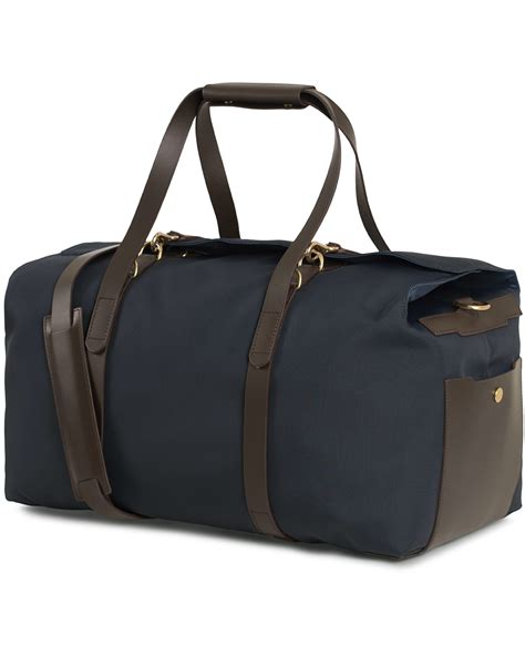 Les Catino Promesa Satchel M Navy 1 mismo m s supply weekend bag navy brown hos careofcarl