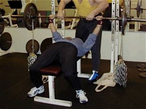 chain bench press sttb articles