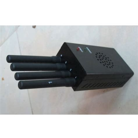 Perdana Tri Boms Three Boms 3g 4g discount china wholesale portable high power 3g 4g cell phone jammer with fan cdma gsm dcs pcs